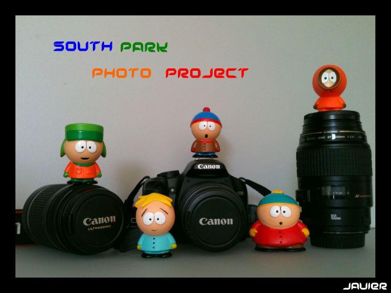 South Park Photo Project, Présentation