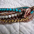 Wrap bracelets... again