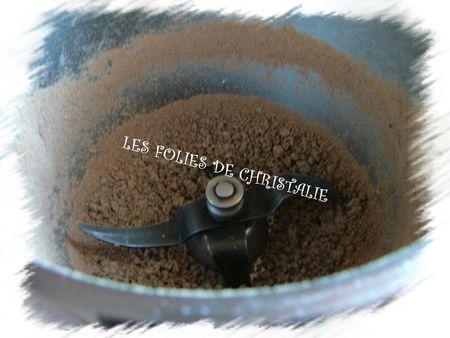 Gâteau minute chocolat caramel 3