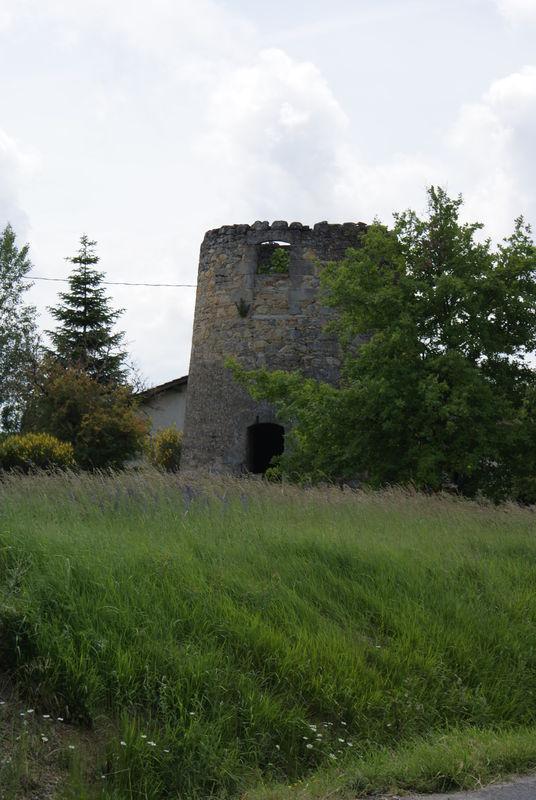 Moulin - dépt 81