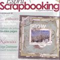 ESPRIT SCRAPBOOKING Nr 6