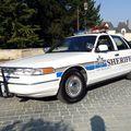 Ford crown victoria 4door sedan police interceptor 1995 à 1997
