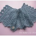 Western Lace Cowl