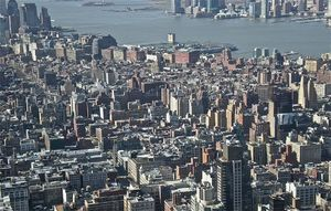 vue de l'Empire state building 2