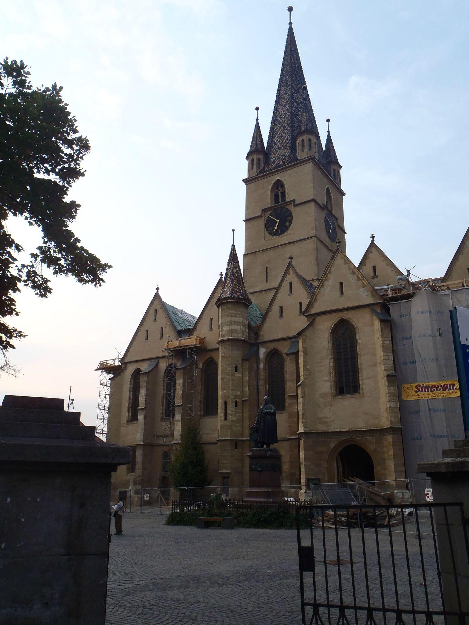 roumanie - sibiu - eglise orthodoxe