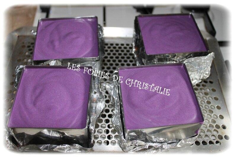 Purple cristal 9