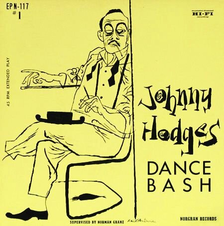 1955 Johhny Hodges Dance Bash No