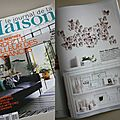 parution journal de la maison