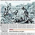 Deux chemillois noyés à nantes en 1793