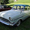 Opel kapitän 1956-1957