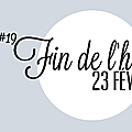 Draw on monday #19 (ou plutôt #21)