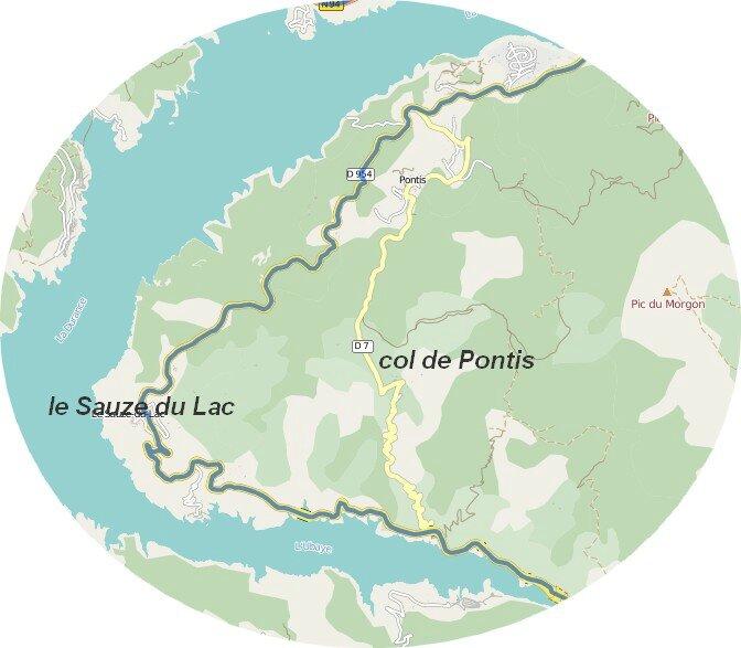 col de Pontis