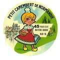 PEtit Camembert de Normandie