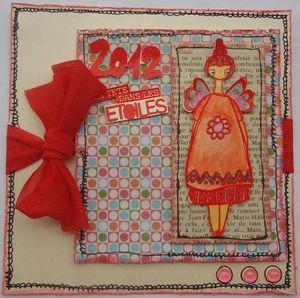 Carte de voeux 2012 Coco