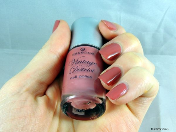 Essence collection vintage District Antique Pink (4)