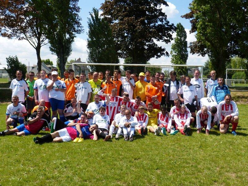 Tournoi de foot tint niac le blog de ligue de bretagne - Ligue de bretagne de tennis de table ...