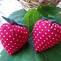 fraises (détail)