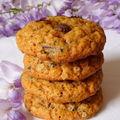 Cookies aux flocons d'avoine et au caramel #2