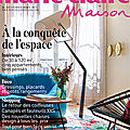 Parution dans Marie-Claire Maison