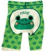 busha_quarter_pant_animal_kids_grenouille