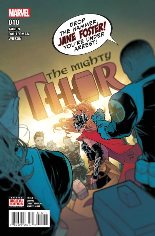 mighty thor 10
