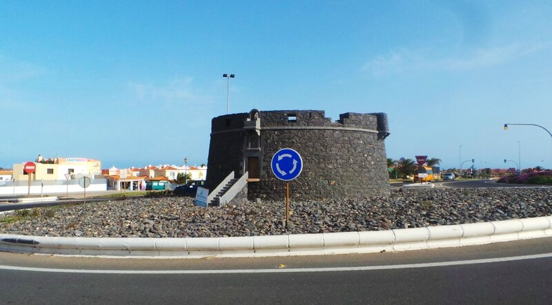 200 - Rond point Fuerteventura