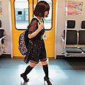 Densha Girl, Kumamoto Station