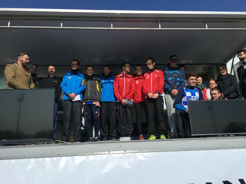 Athletic Club Avranches podium course 2016 jeunes 6