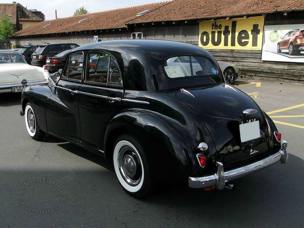 wolseley six eighty 1951 4