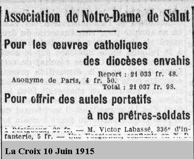 10 Juin 15 LA CROIX
