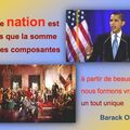 Poursuivre la longue marche de ceux qui sont venus avant nous (barack obama)