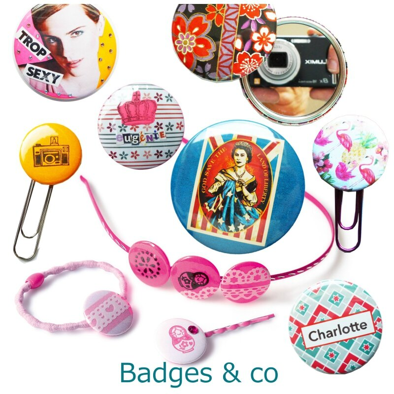 Ateliers Badges and Co...