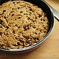 Le 'one-pan-cookie'