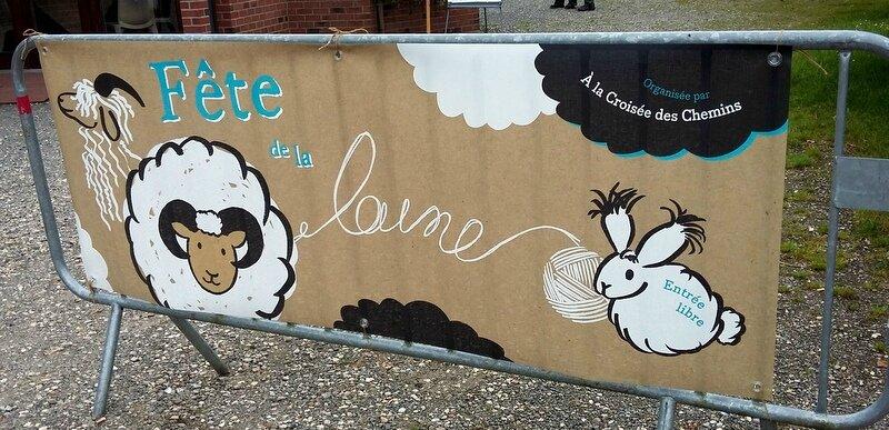 la fête de la laine à Tœufles