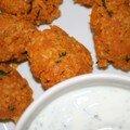 Chouchans (lentilles corail)