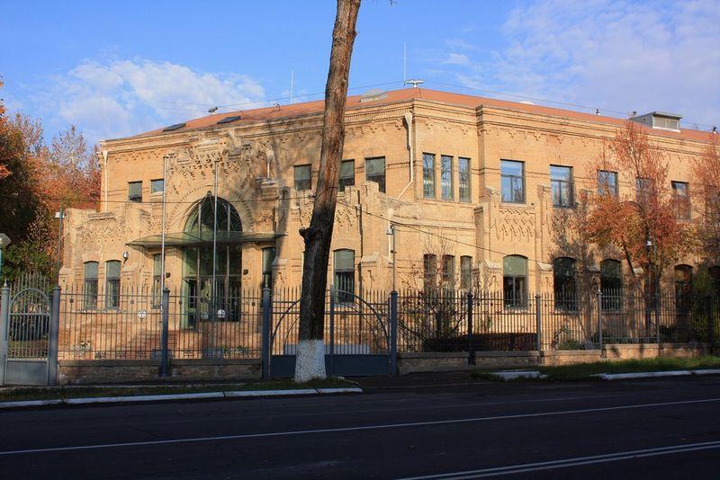 Ambassade de France à Tachkent