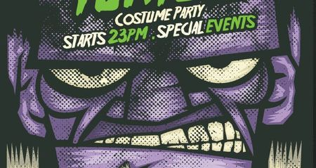 003-franky-flyer-party-template-vector-print-terror