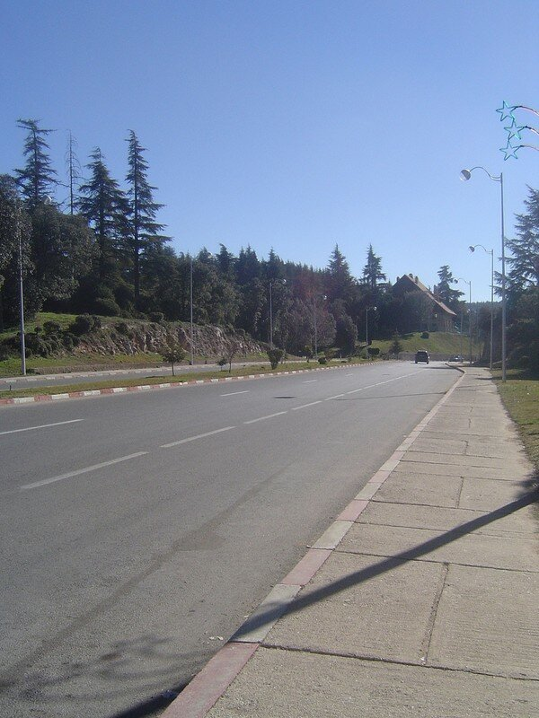 Ifran Centre