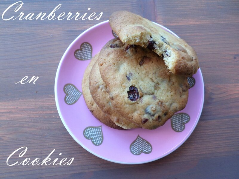 cookie-orange-cranberries
