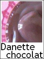 Danette chocolat index