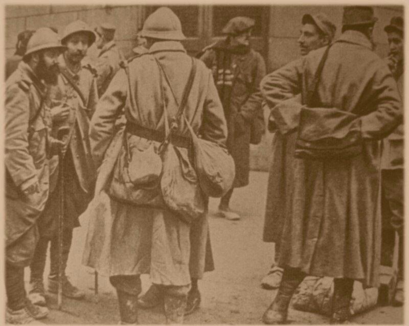 otages lituanie 1914 1918
