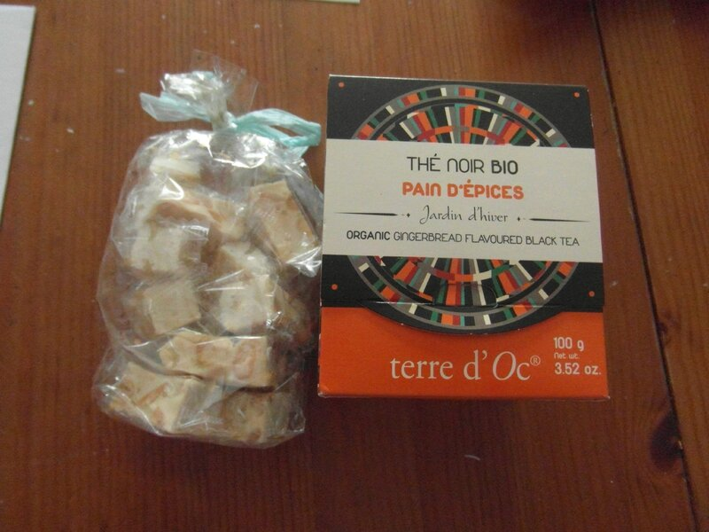 Colis S gourmandises