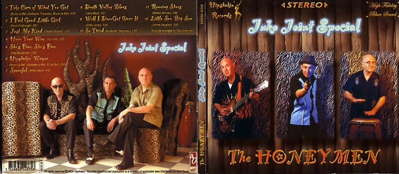 The Honeymen : album