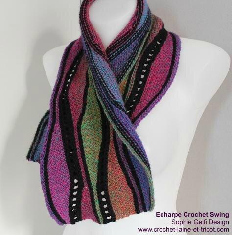 Crochet swing 1