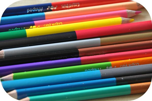 crayons double pointe 2