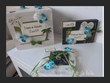 Decoration mariage originale et personnalisee tous les for Article de decoration