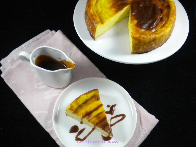 Flan parisien au coulis de Café Ardennais 3