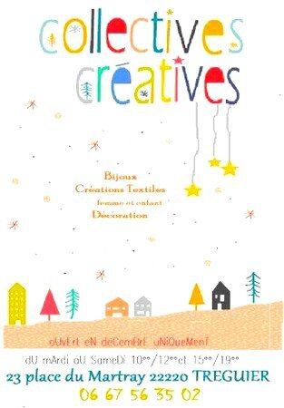 Collectives créatives affiche