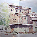 Le printemps au maroc - vallée des aït bougmez #4