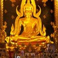 bouddah d'or temple Phitsalunok